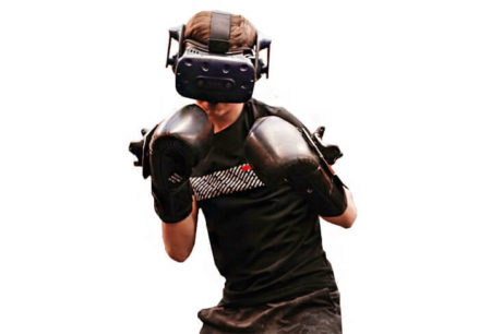 VR «Бокс»