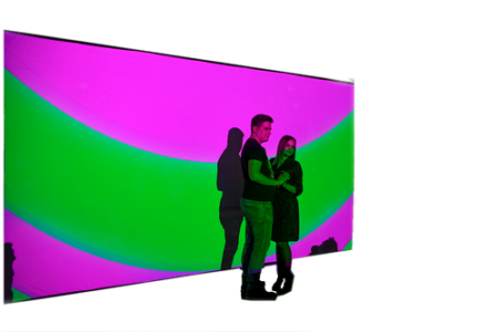 Проекционная фотозона