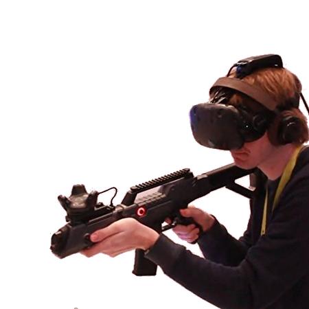 Турнир VR «Шутер»