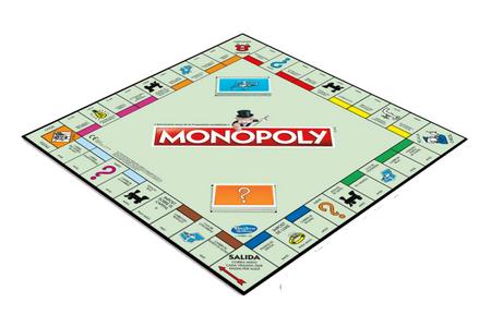 Интерактивная Монополия
