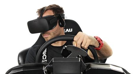 Турнир VR «Автосимулятор»